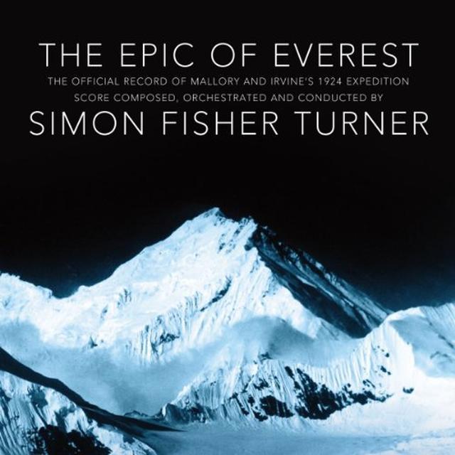 Simon (Uk) Fisher Turner EPIC OF EVEREST Vinyl Record - UK Import