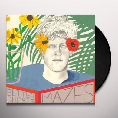 Mazes BETTER GHOSTS Vinyl Record