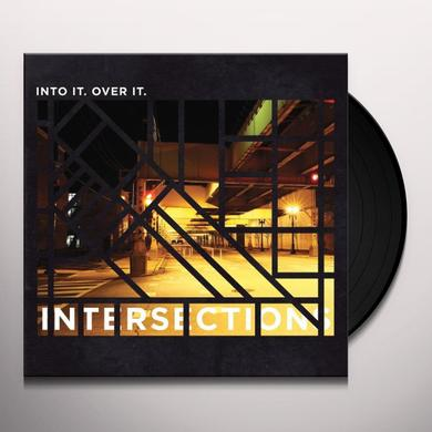 Into It Over It INTERSECTIONS Vinyl Record - UK Import