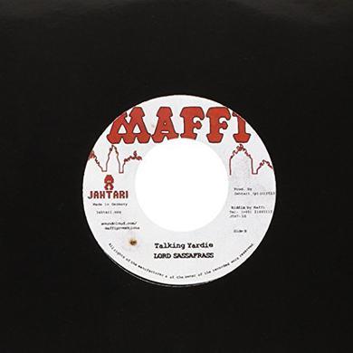 Junior Roy/Lord Sassafrass RUN DI SESSION/TALKING YARDIE Vinyl Record