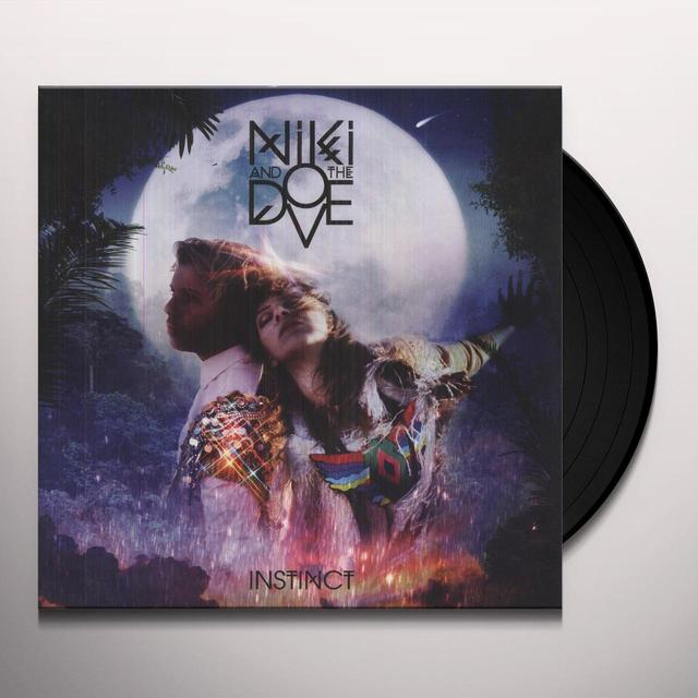 Niki & The Dove INSTINCT Vinyl Record - Sweden Import
