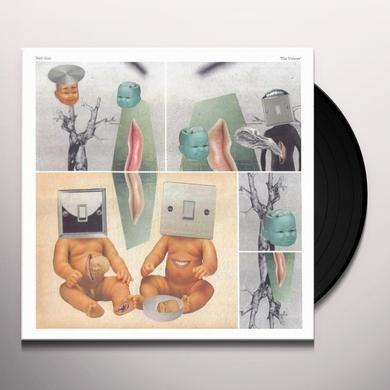 Nick Mott VISITORS Vinyl Record - Holland Import