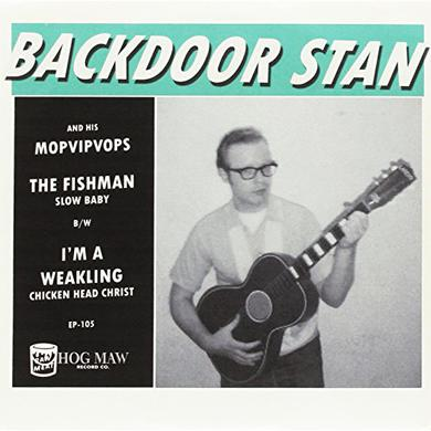 Stan Backdoor MOPVIPVOPS Vinyl Record