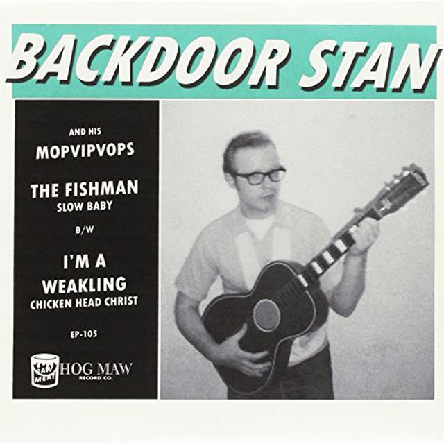 Stan Backdoor MOPVIPVOPS Vinyl Record