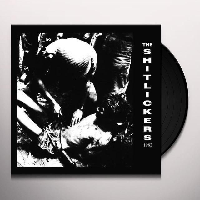 Shitlickers 1982 Vinyl Record - Holland Import