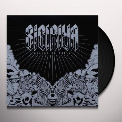 Sigiriya RETURN TO EARTH Vinyl Record - Holland Import