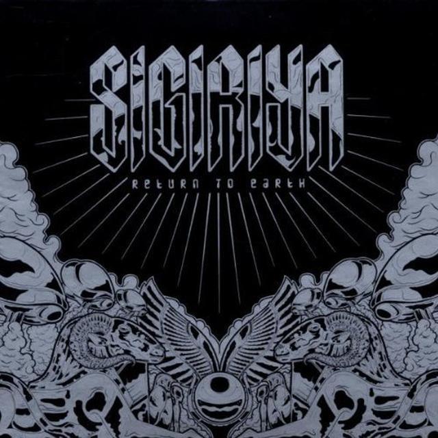 Sigiriya RETURN TO EARTH Vinyl Record - Holland Import