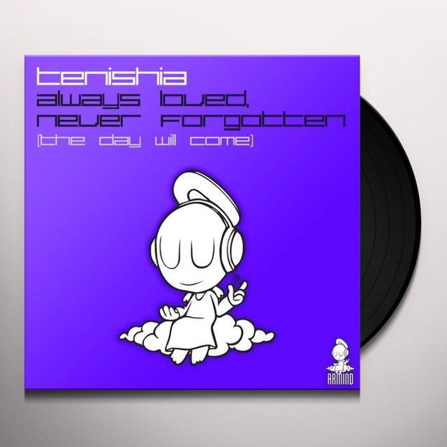 Tenishia ALWAYS LOVED NEVER FORGOTTEN Vinyl Record - Holland Import