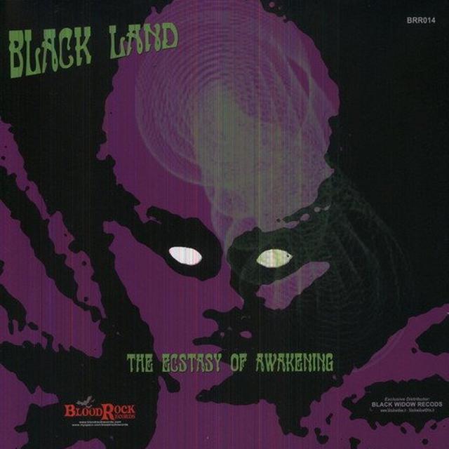 Farflung/Black Land ORBITAL DECAY/ECSTACY OF AWAKENING Vinyl Record - Holland Import