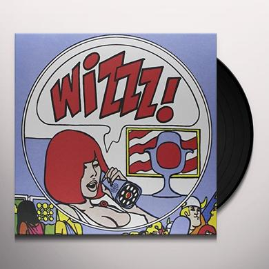 WIZZZ! FRENCH PSYCHORAMA 1966-71 Vinyl Record