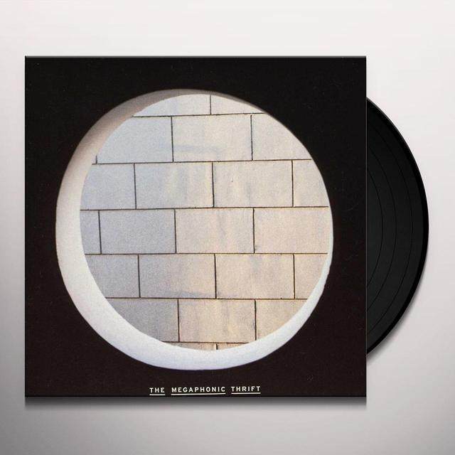 Megaphonic Thrift MOONSTRUCK Vinyl Record - Holland Import