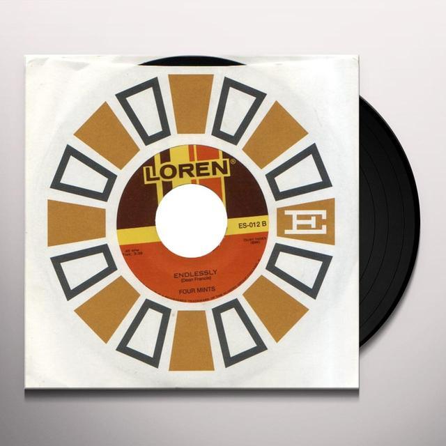 Four Mints NO LONGER Vinyl Record - Holland Import