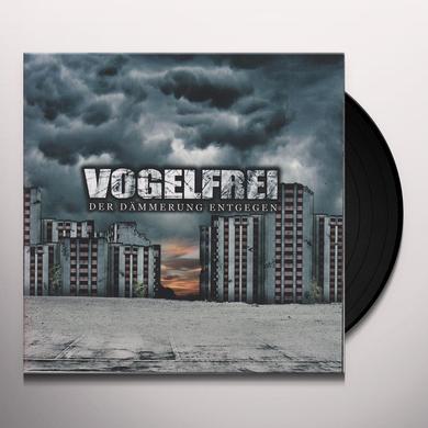 Vogelfrei DER DAEMMERUNG ENTGEGEN (LIMITED) Vinyl Record