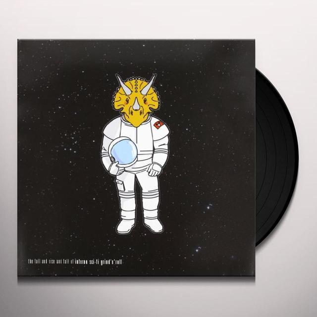 Inferno FALL & ROSE & FALL OF Vinyl Record - Holland Import