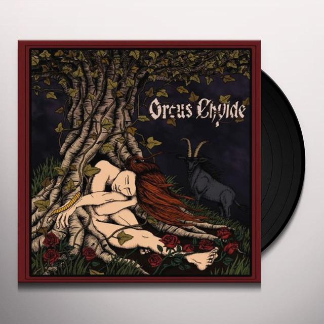 ORCUS CHYLDE Vinyl Record - Holland Import