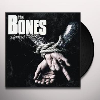 Bones MONKEYS WITH GUNS Vinyl Record