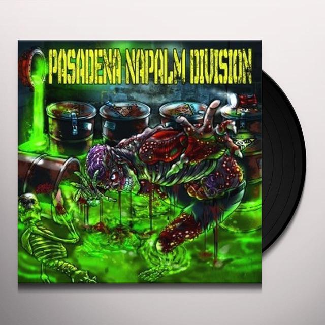 PASADENA NAPALM DIVISION Vinyl Record - UK Import