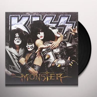 Kiss MONSTER Vinyl Record - UK Import