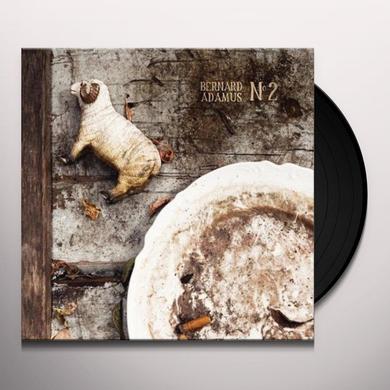 Bernard Adamus NO.2 Vinyl Record - Canada Import