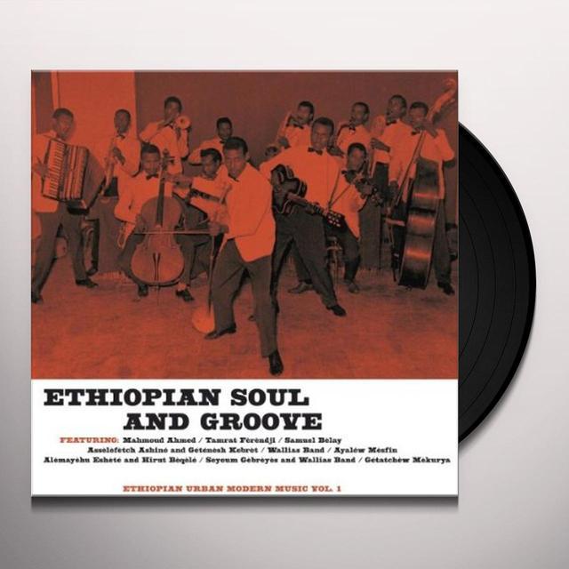 ETHIOPIAN SOUL & GROOVE 1 / VAR (FRA) Vinyl Record