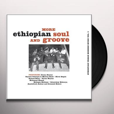MORE ETHIOPIAN SOUL & GROOVE 3 / VAR Vinyl Record