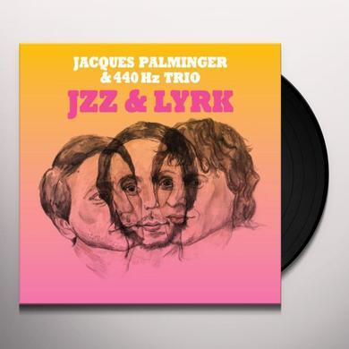 Jacques Palminger & 440H JZZ & LYRK (GER) Vinyl Record