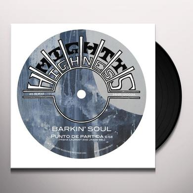 Barkin Soul PUNTO DE PARTIDA Vinyl Record - Australia Import