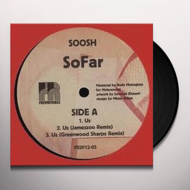 Soosh SOFAR Vinyl Record