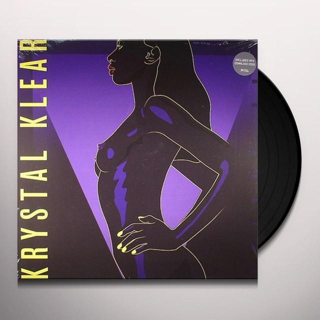 Krystal Klear WE'RE WRONG Vinyl Record - Holland Import