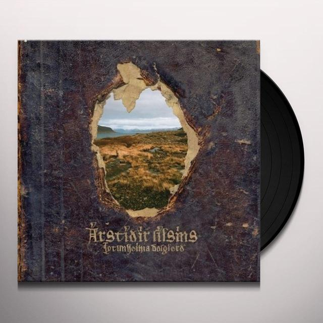 Arstidir Lifsins JOTUNHEIMA DOLGRERD (GER) Vinyl Record