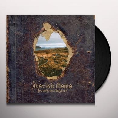 Arstidir Lifsins JOTUNHEIMA DOLGRERD Vinyl Record