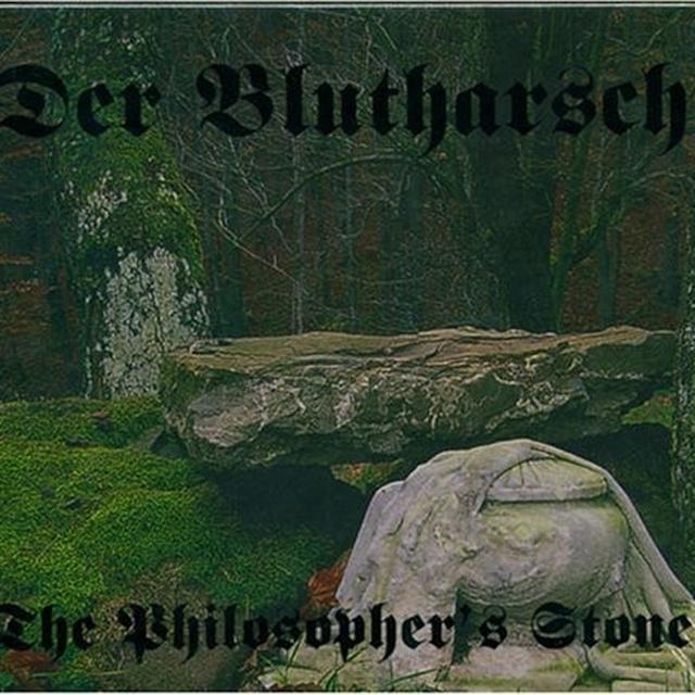 Der Blutharsch PHILOSOPHER'S Vinyl Record - Holland Import