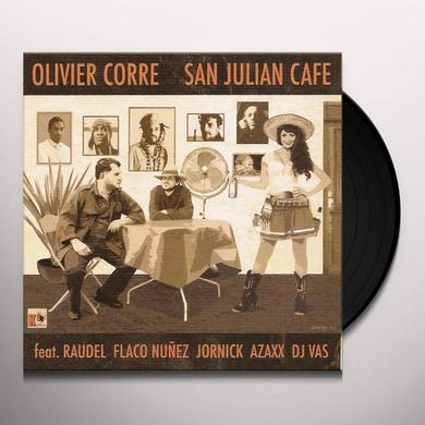 Olivier Corre SAN JULIAN CAFE Vinyl Record - Holland Import