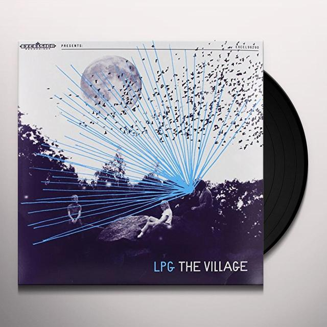 Lpg VILLAGE Vinyl Record - Holland Import
