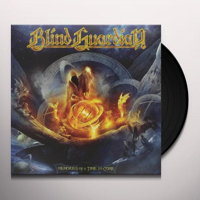 Blind Guardian MEMORIES OF A TIME TO COME (LIMITED EDITION) (Vinyl)