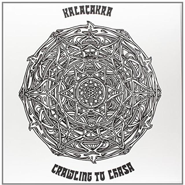 Kalacakra CRAWLING TO LHASA (GER) Vinyl Record