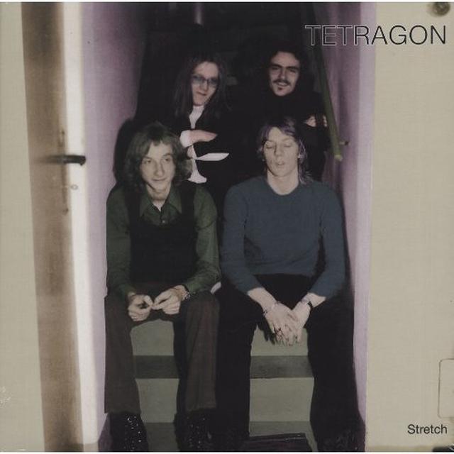 Tetragon STRETCH (GER) Vinyl Record