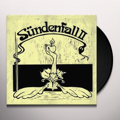 Suendenfall SUNDENFALL II (GER) Vinyl Record