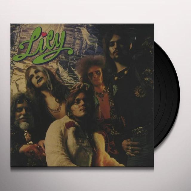 Lily V.C.U. Vinyl Record