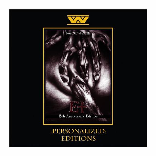 :Wumpscut: EMBRYODEAD 15TH ANNIVERSARY (LIMITED EDITION BOX S Vinyl Record