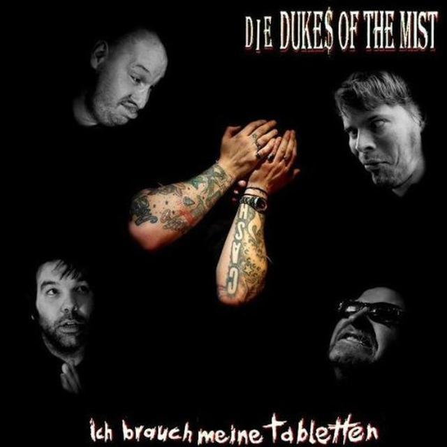 Dukes Of The Mist ICH BRAUCH MEINE TABLE (GER) Vinyl Record