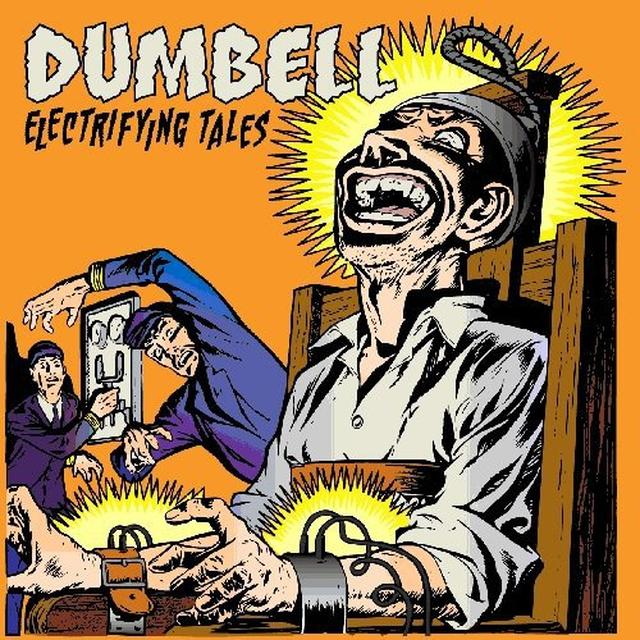 Dumbell ELECTRIFYING TALES Vinyl Record - Portugal Import