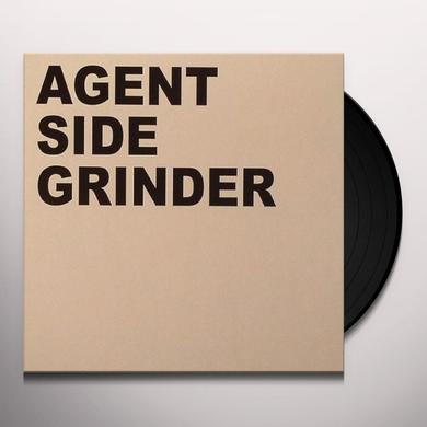 AGENT SIDE GRINDER Vinyl Record - Portugal Import