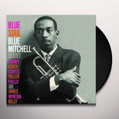 Blue Mitchell BLUE SOUL Vinyl Record - Australia Import