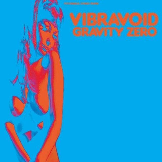 Vibravoid GRAVITY ZERO Vinyl Record - Portugal Release