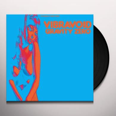 Vibravoid GRAVITY ZERO Vinyl Record - Portugal Import