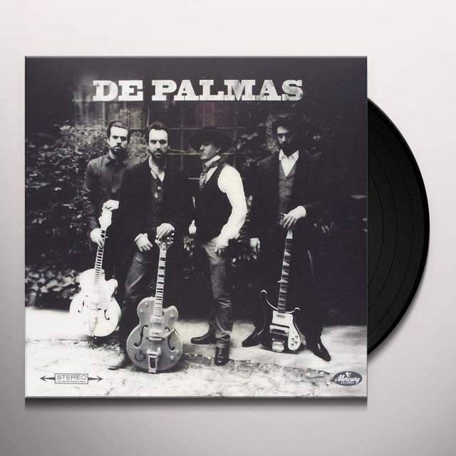 Gerald De Palmas DE PALMAS (FRA) Vinyl Record