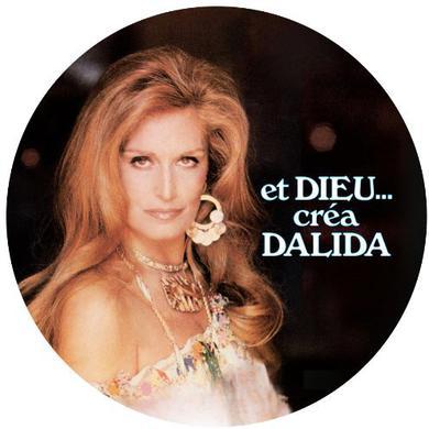 ET DIEU CREA DALIDA Vinyl Record