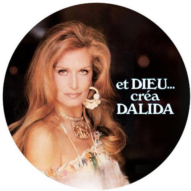 ET DIEU CREA DALIDA (FRA) Vinyl Record