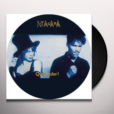 Niagara UN ENFER (FRA) Vinyl Record